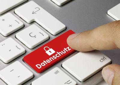 Externer Datenschutzbeauftragter, Datenschutz-Taste